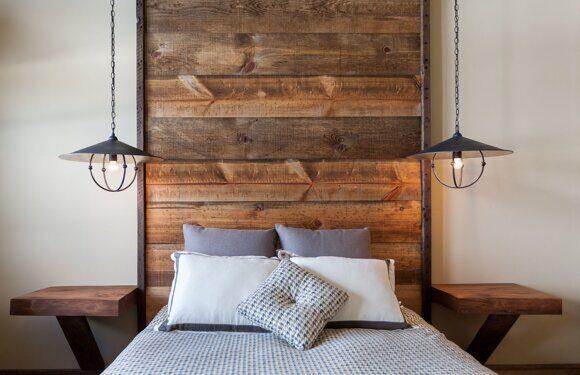 5 вещей для спальн в стиле шале-1